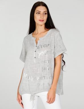 150c1c08 Bluzki damskie - modne wzory, oryginalne kroje, tuniki - Unisono