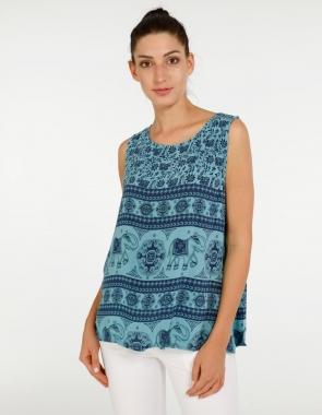 e659618a Bluzki damskie - modne wzory, oryginalne kroje, tuniki - Unisono