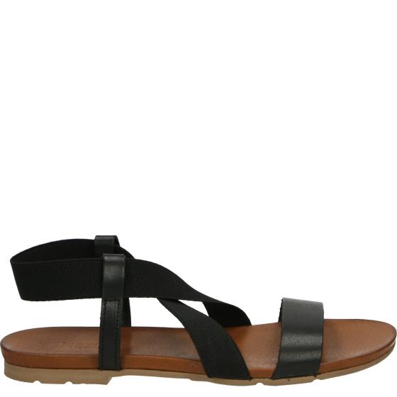 Amazon Sandały damskie oodji Ultra z elastyczne paski, kolor: czarny, rozmiar: 39 Ceneo.pl