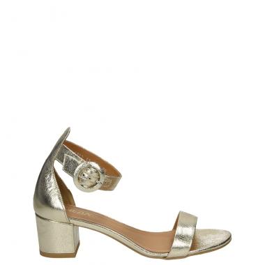 Sandały damskie skórzane, letnie Outlet Sklep